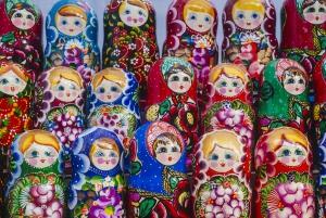 True Russian Matryoshka Workshop
