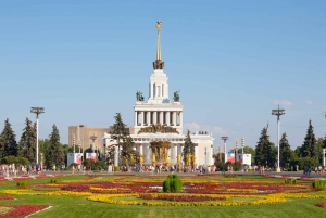 VDNKh Private Tour With a Guide