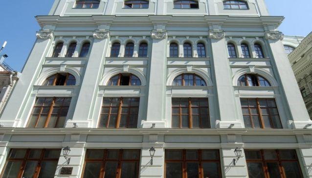 Vetoshniy Art Centre