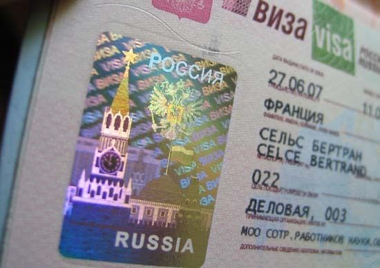 VisaToRussia