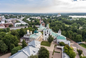 Yaroslavl: Day Trip from Moscow with a Private Guide