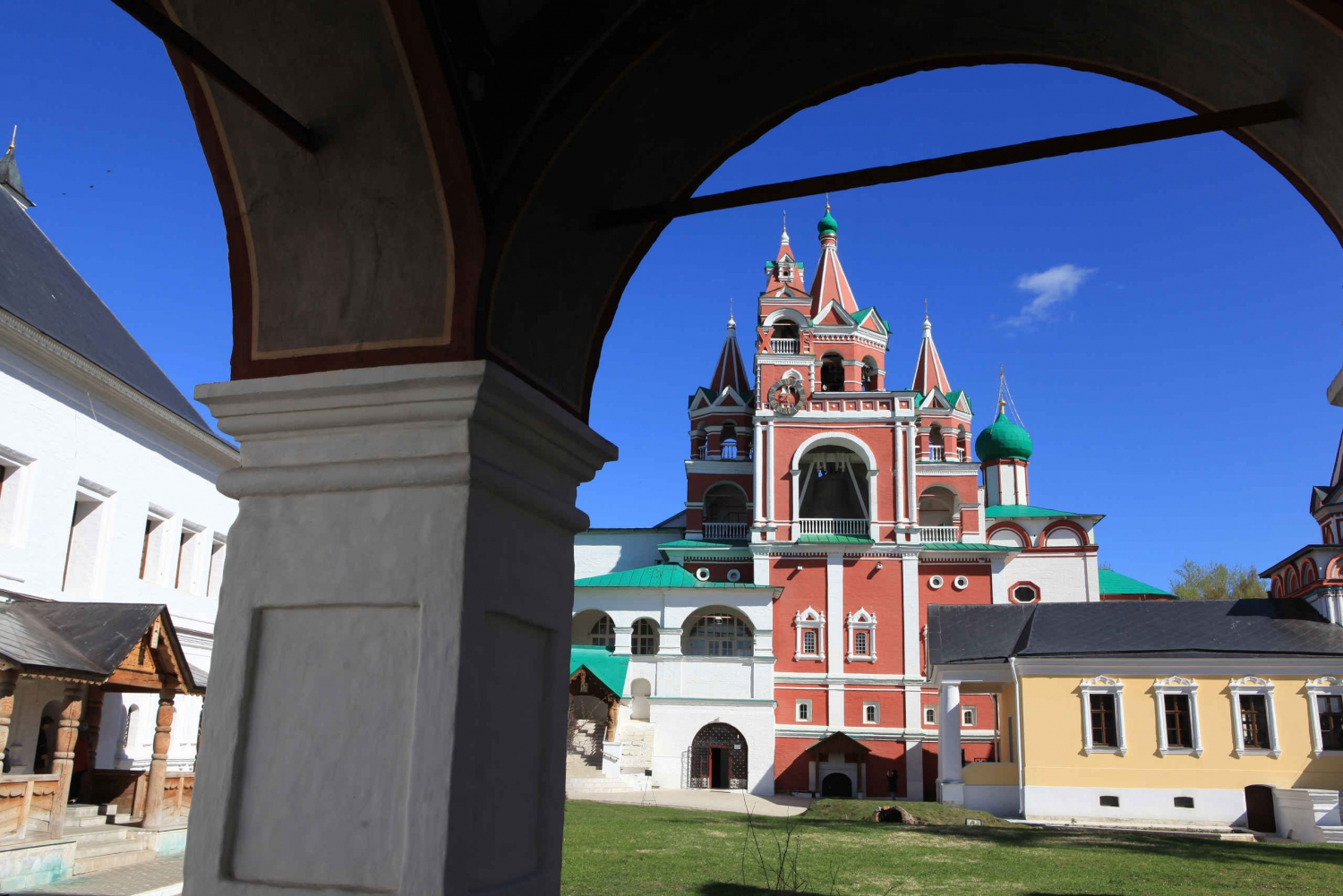 Zvenigorod Day Trip and Russian Countryside