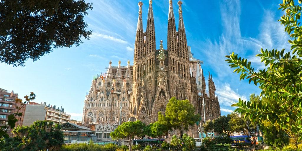 """Antonio Gaudi.Barcelona"""