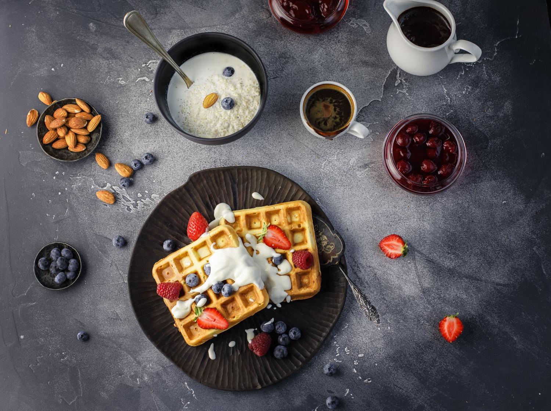 Breakfasts in Luce
