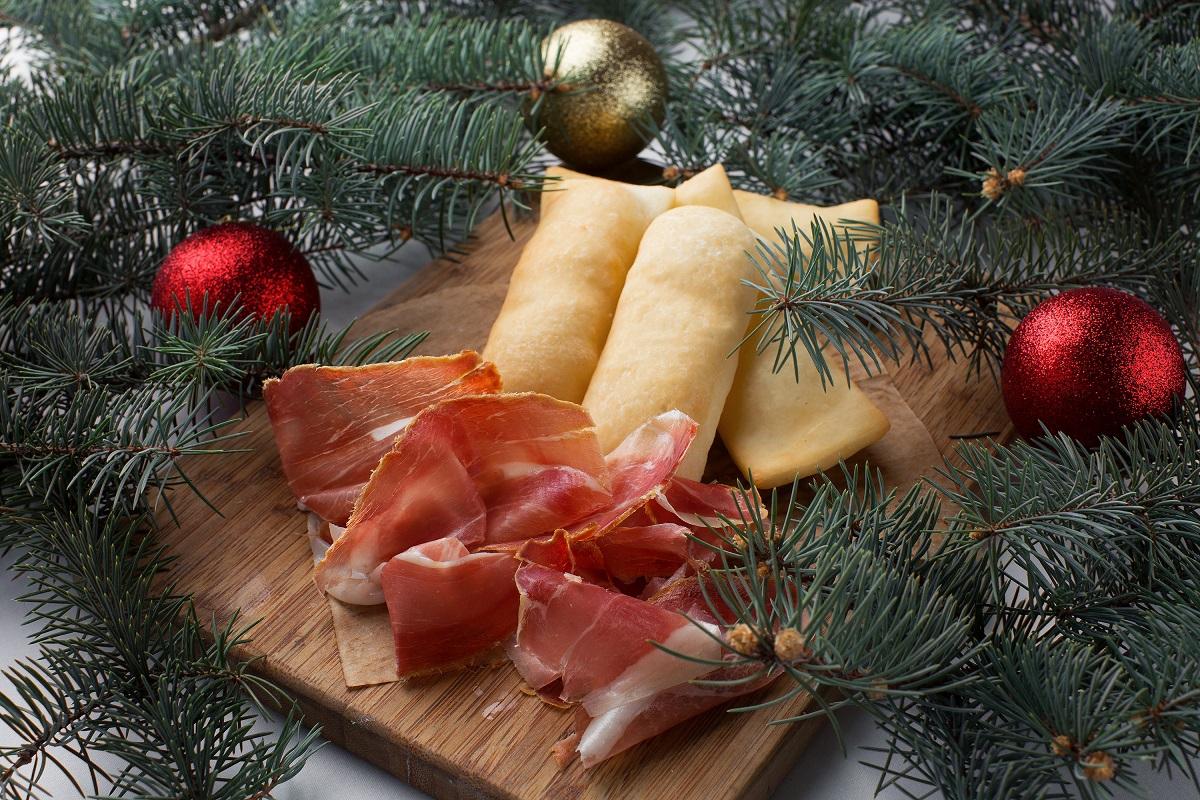 Italian special menu