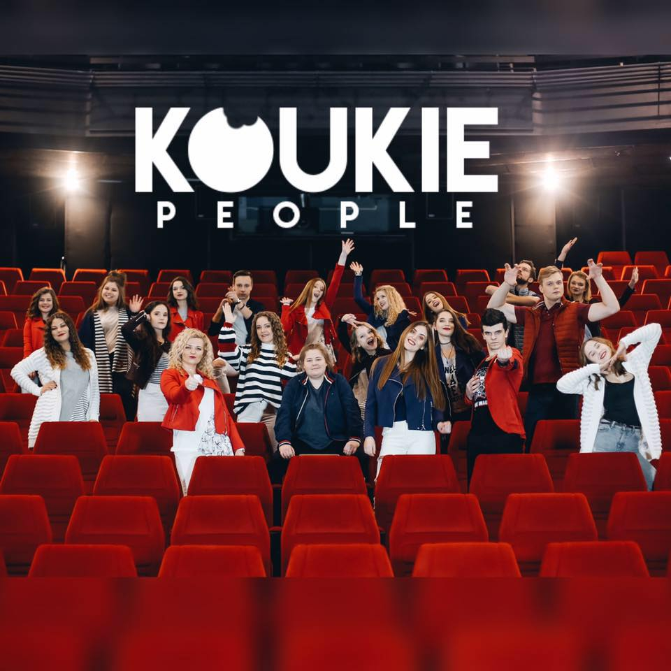 Koukie People @Moscow
