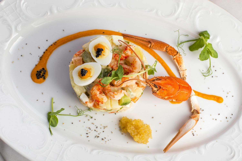 Olivier Salad Time