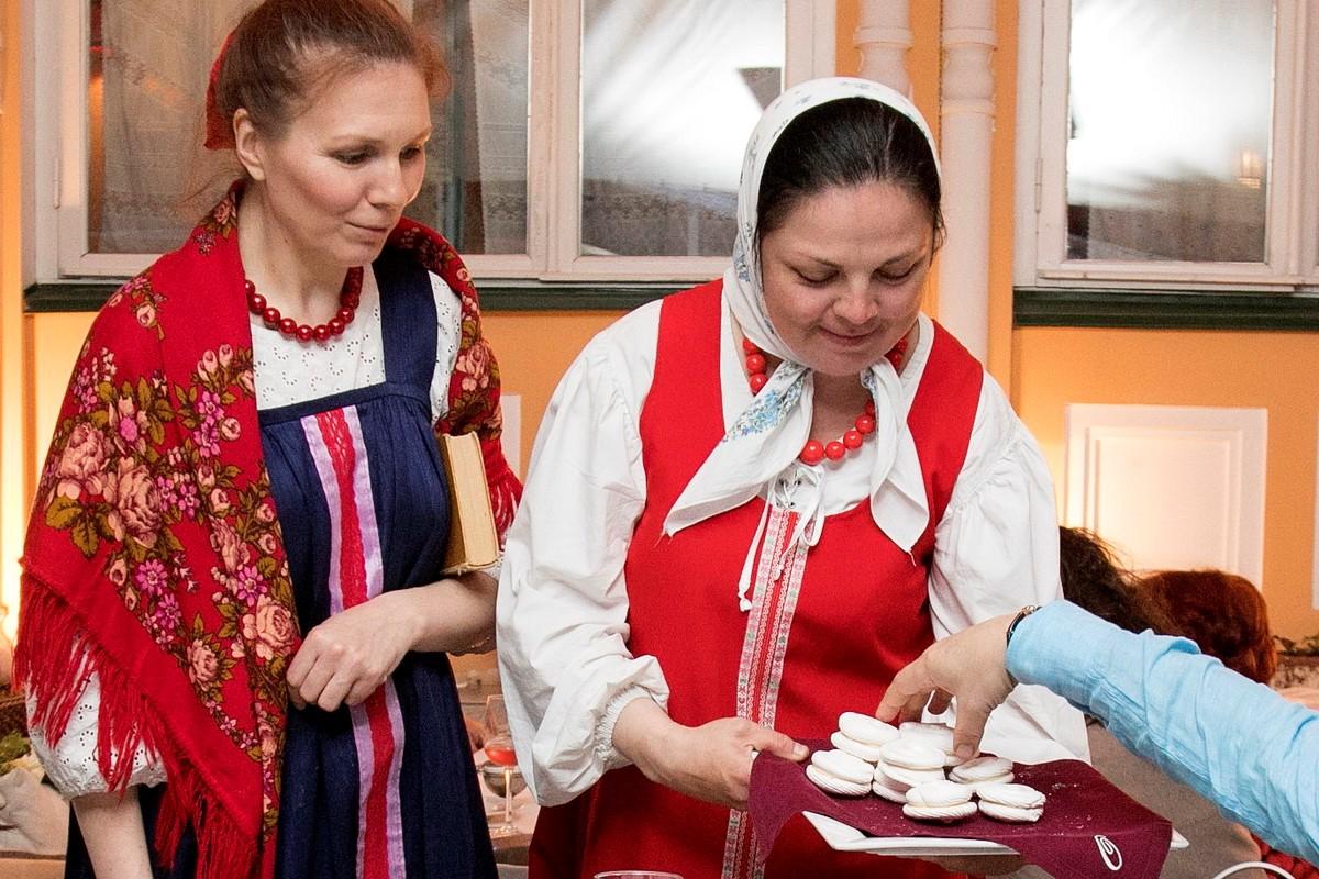 St. Valentine in Oblomov