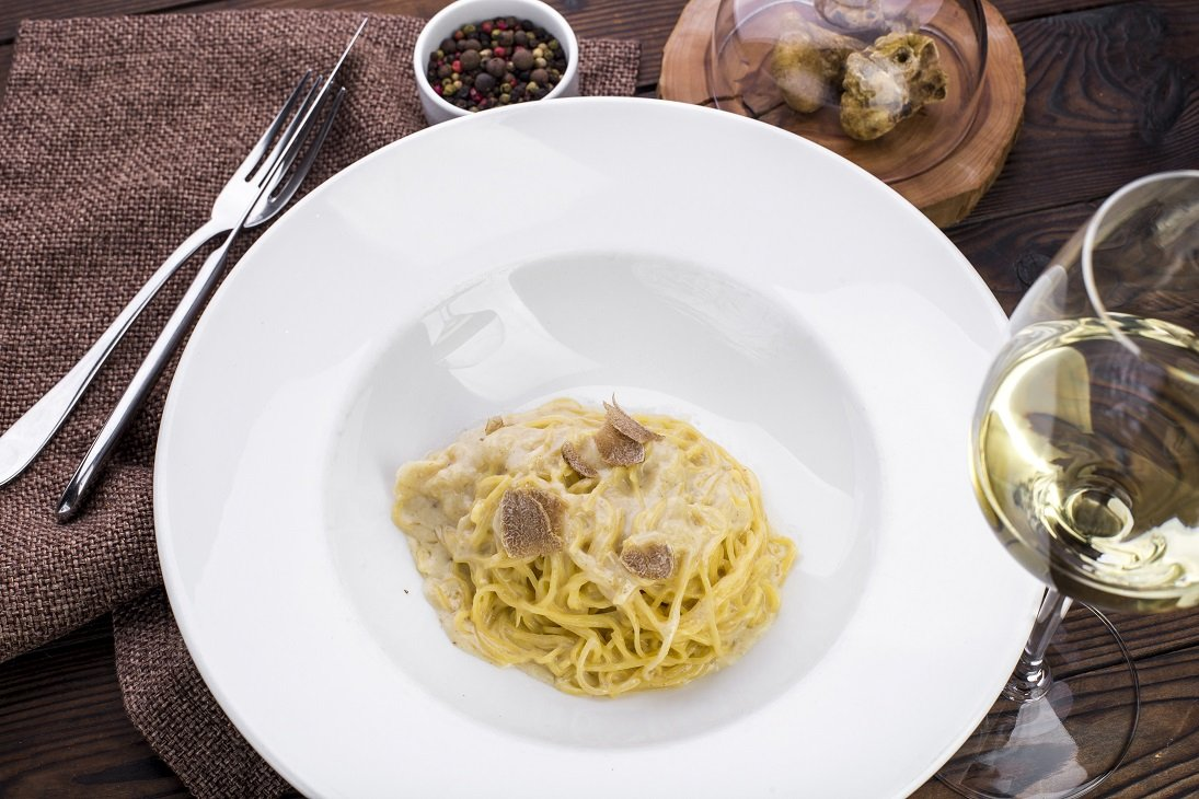 White Truffle Season in Luce