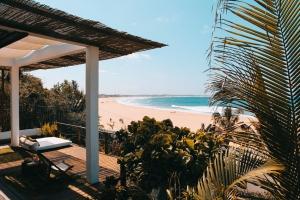 Baia Sonambula Tofo Beach