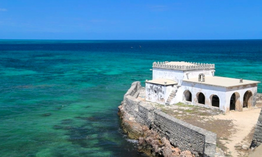 Fort of Sao Sebastio