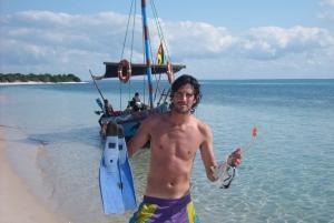 Vilanculos: Day Trip Dhow Safari to Tropical Island
