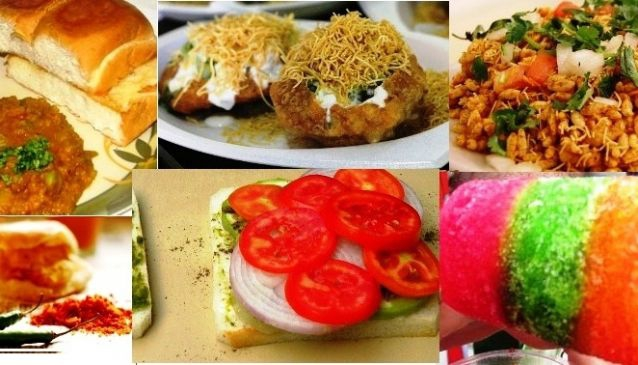 Mumbai -The Street Food Paradise