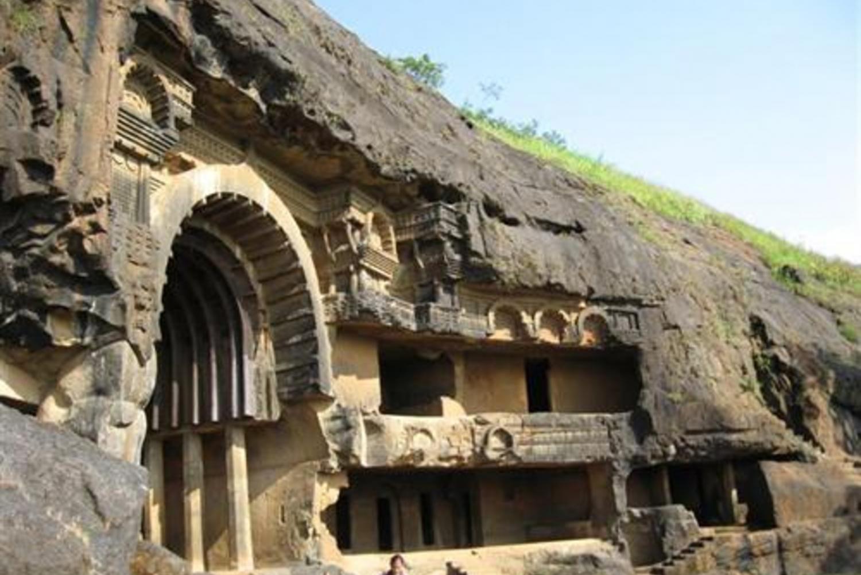 7-Hour Karla & Bhaja Caves Tour