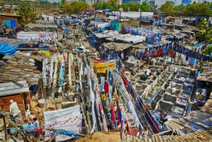 City Highlights Private Tour with Dharavi Slum