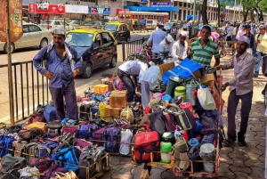 Combo Tour: Mumbai, Dabbawala, Dhobhi Ghat & Dharavi Slum