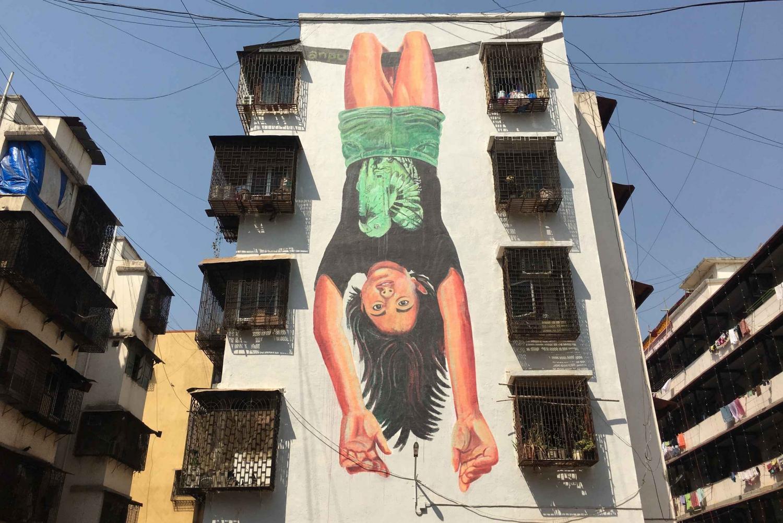 Dharavi: Street Art Walking Tour