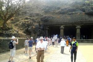 Elephanta Cave Tour with Bollywood Tour