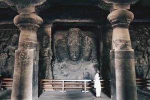 Elephanta Island and Mumbai City Tour