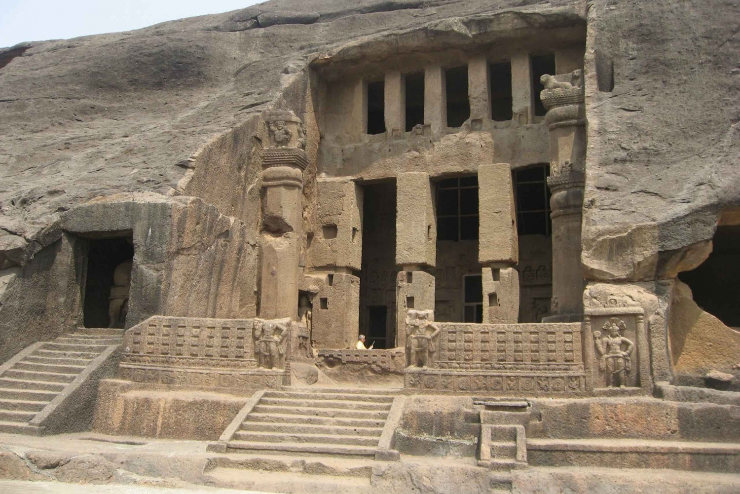 From Kanheri Caves and National Park Tour