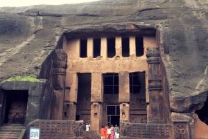From Sanjay Gandhi Park Safari & Kanheri Caves Tour