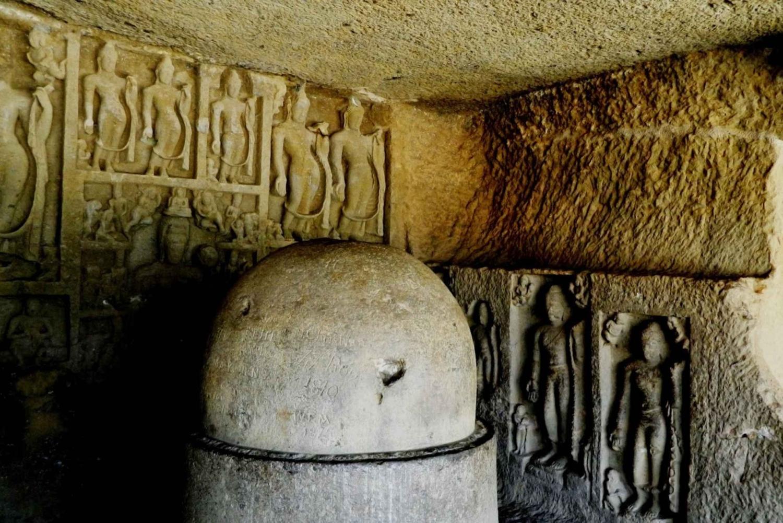 Kanheri Cave Half–Day Tour