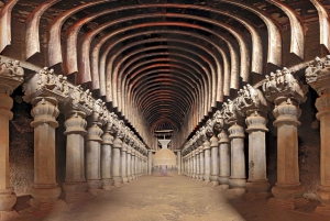 Karla and Bhaja Caves Full–Day Tour