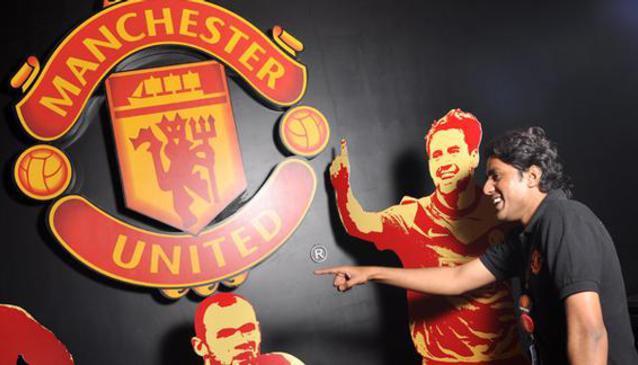 Manchester United Cafe Bar