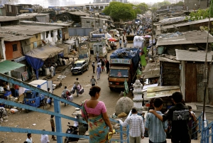 Mumbai City Tour with Ferry Ride and Dharavi Slum