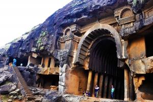 Mumbai: Karla and Bhaja Caves Full–Day Tour