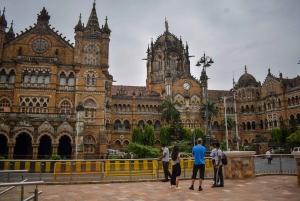 Mumbai: Morning Marine Drive Bicycle Tour with Breakfast