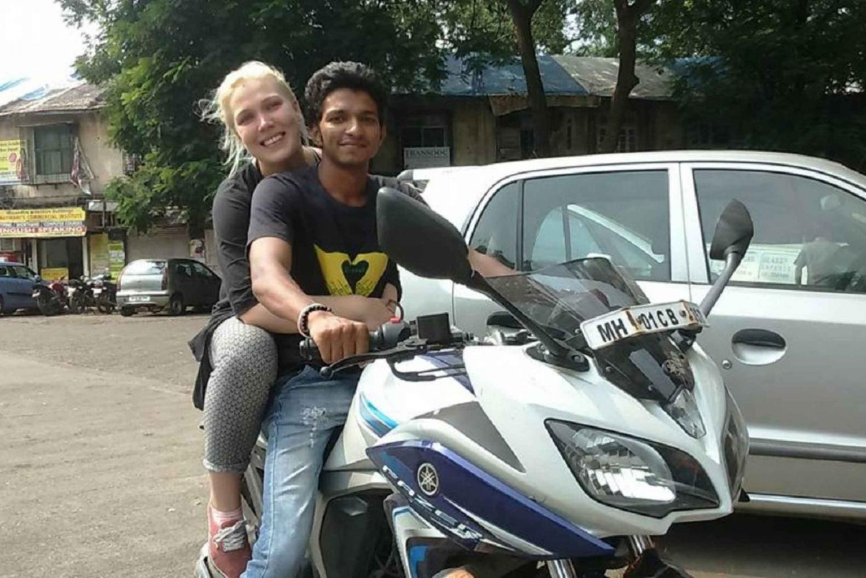 Mumbai Motor Bike Tour
