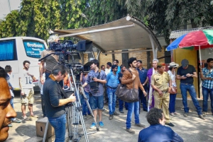 Mumbai: Mumbai Film City Half-Day Bollywood Tour