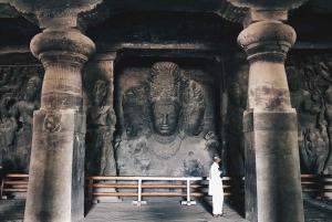 Mumbai: Private 2-Day City and Elephanta Island Tour