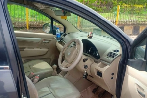 Mumbai: Private Car Hire with Professional Driver