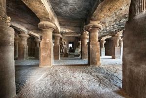 Mumbai: Private Day Tour with Elephanta Caves