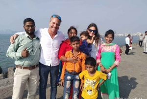 Mumbai: Private Full-Day Sightseeing Tour of the City