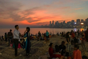 Mumbai: Private Nightseeing Tour