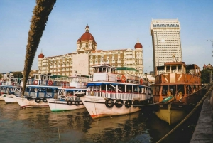 Private 2-Day City and Elephanta Island Tour