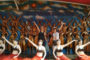 Private Bollywood Studio Tour and City Sightseeing