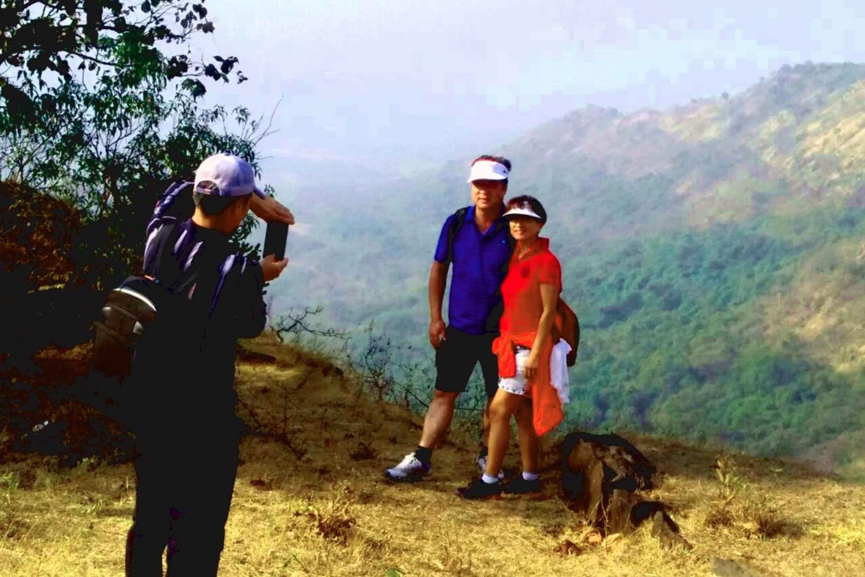 Sagar Gad: Full-Day Hill Fort Trekking from Mumbai
