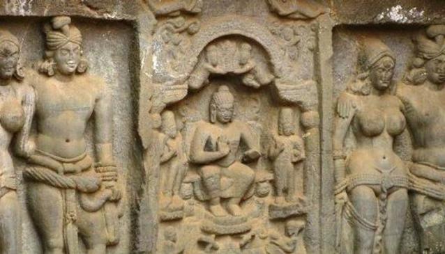 The Buddhist Karla Caves