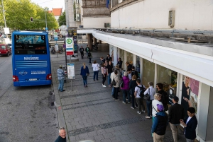 24-Hour Hop-On Hop-Off Express Tour of Munich