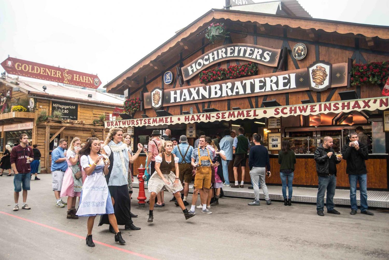 Amsterdam to Oktoberfest 2019