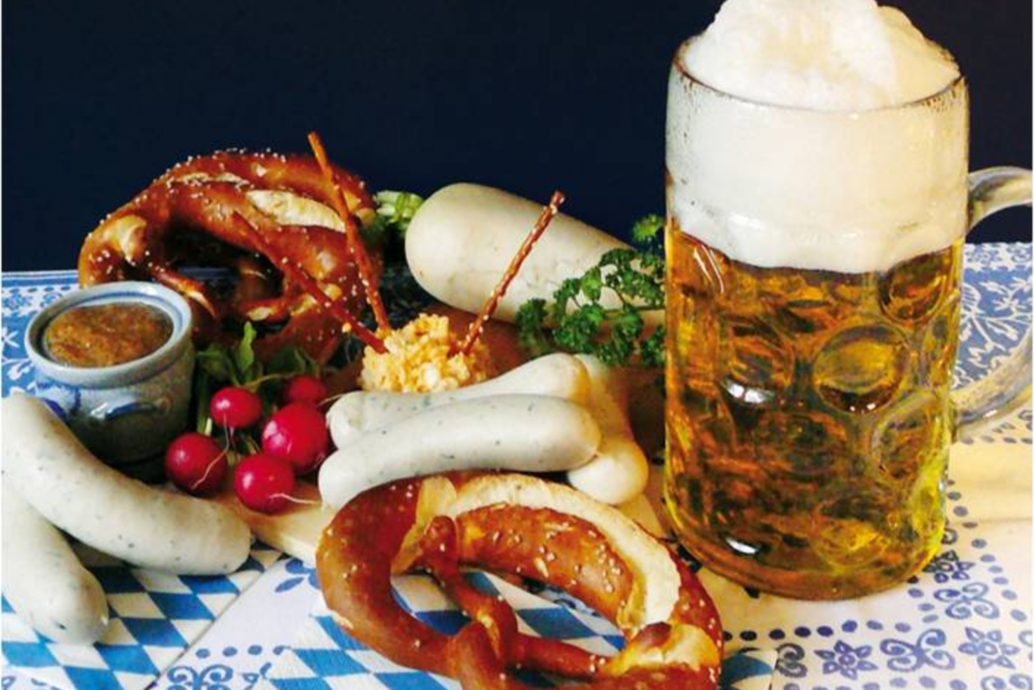 An Evening of Bavarian Beer and Food Culture