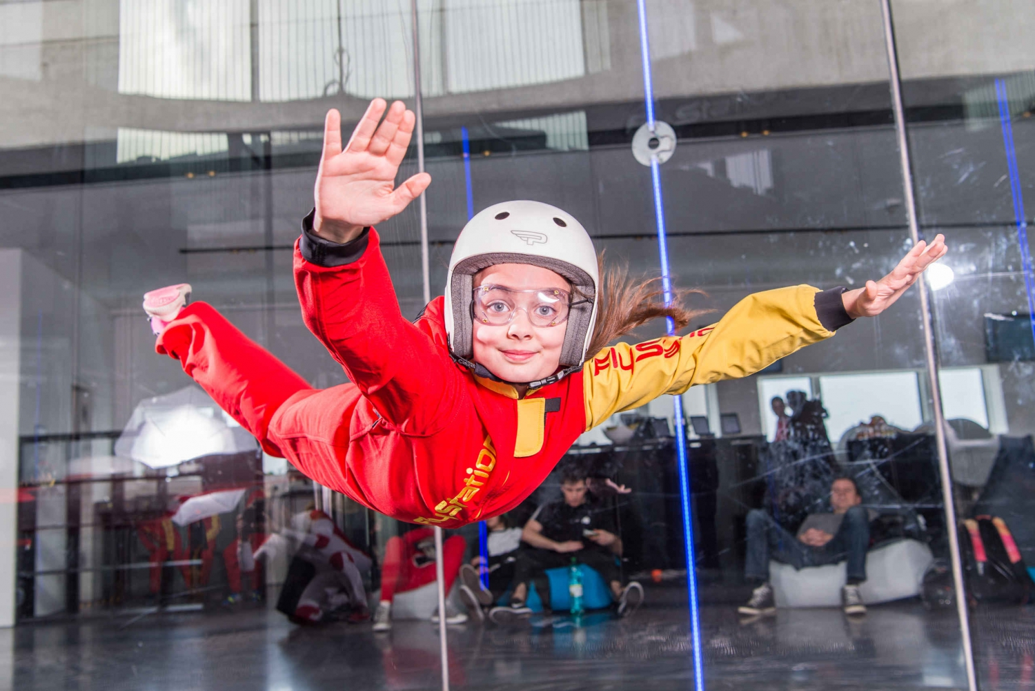 Bodyflying Wind Tunnel Experience
