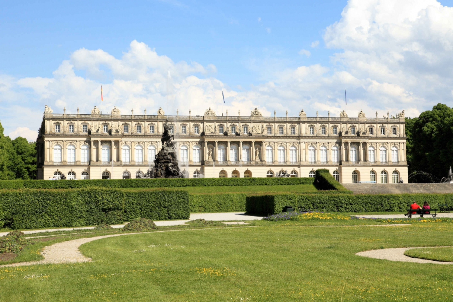 Day-Trip to the Royal Palace of Herrenchiemsee
