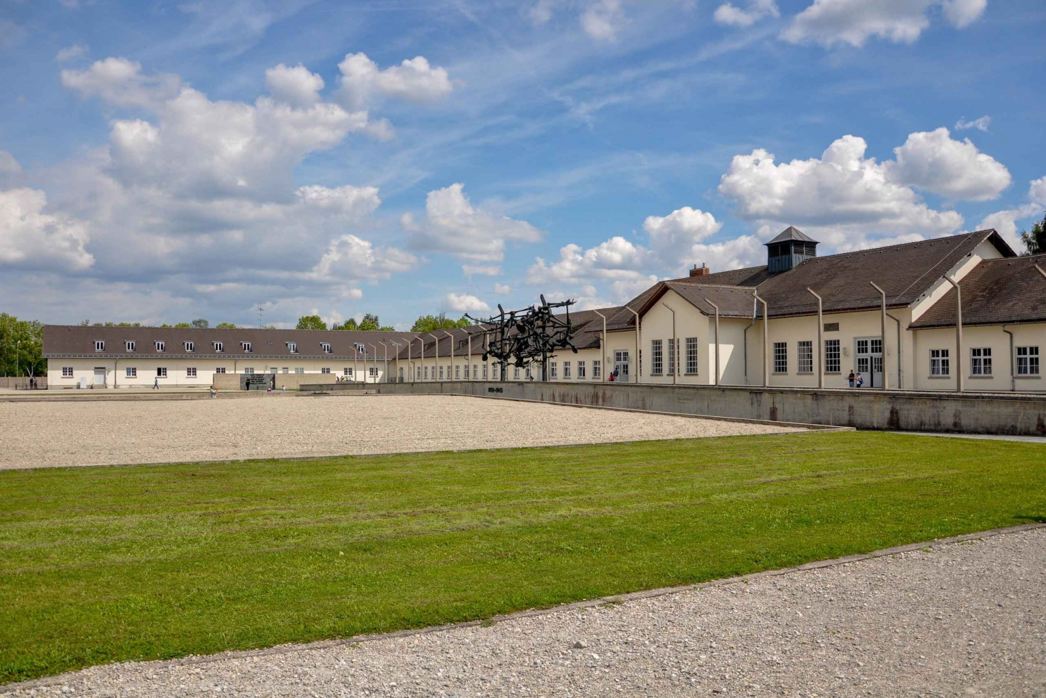 From Dachau Memorial Site Day Tour in English