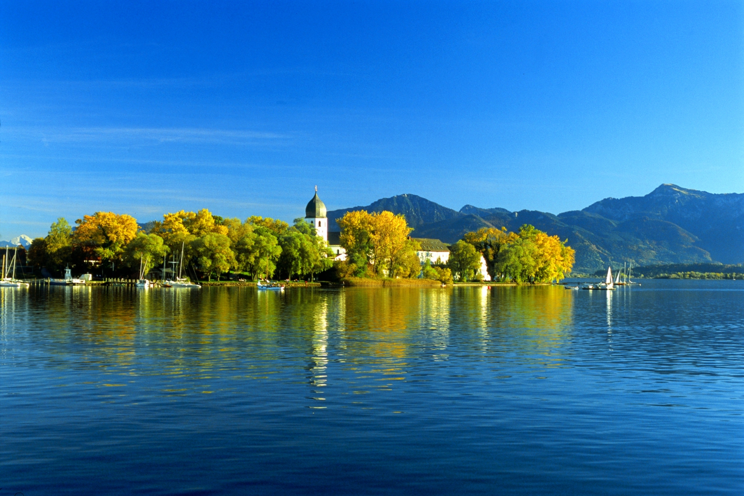 From Herrenchiemsee Palace and Boat Trip Day-Tour