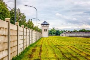 From Munich: Dachau Memorial Site Day Tour in English